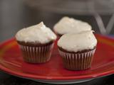 Zucchini Mini Muffins with Orange-Maple Glaze