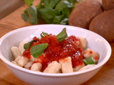 Gnocchi with Spicy Tomato Sauce