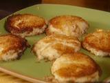 Mashed Potato Polpetti (Patties)