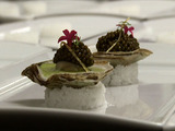 Vichyssoise of Kumumoto Oysters and Royal Sterling Caviar