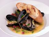 Mussels with Chorizo and Fennel