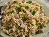 Mortadella Pasta Salad