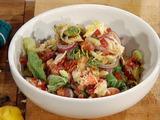 Steamed Lobster Salad