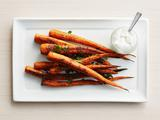 Cumin-Roasted Carrots with Greek Yogurt