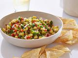 Rummy Pineapple Salsa