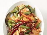 Tofu and Peanut Stir-Fry