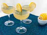 Honey Lemon-Drop Martini