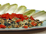 Couscous-Parsley Salad with Preserved Lemon