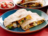 Guy's Kickin' Quesadilla