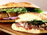 Savory Tuna Burgers