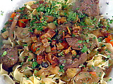 Venison and Wild Mushroom Stew