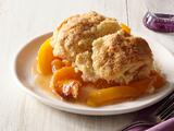 Peach-Plum Cobbler With Buttermilk Biscuits