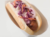Hot Dogs with Summertime Slaw