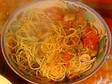 Cart Driver's Spaghetti: Spaghetti alla Carrettiera