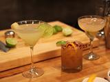 Trio of Margaritas - Ginger, Grapefruit and Tamarind