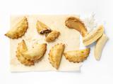 Peanut Butter & Banana Em-pie-nadas