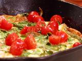 Frittata with Spring Vegetables