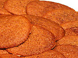 Molasses Crisps