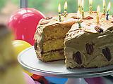 Bobby's Caramel Cake