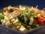 Spice Islands Salad with Sambal Dressing