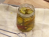 Emeril's Homemade Sweet and Spicy Pickles