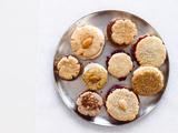 Nutty Sandwich Cookies