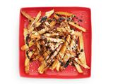 Alley Fries With Balsamic Glaze