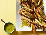 Greek Potatoes With Lemon Vinaigrette