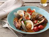 Beer-Braised Ribs With Clams
