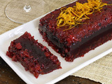 Cranberry Pomegranate Terrine