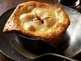 Beef Potpies With Cheddar-Stout Crust