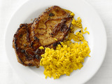 Chili-Rubbed Pork Chops