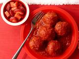 Fire Engine Meatballs