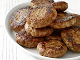 Spiced Maple Sausage Patties