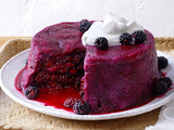 Blackberry Summer Pudding