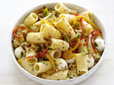 Roasted-Pepper Pasta Salad
