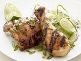 Hoisin Chicken with Cucumber Salad