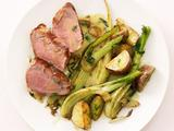 Pork with Fennel and Potatoes