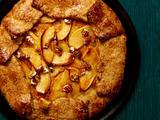 Apple-Pumpkin Galette