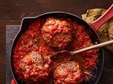 Jumbo Cheesy Italian Meatballs