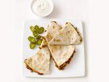 Pork-Sweet Potato Quesadillas