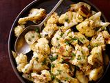 Spice-Roasted Cauliflower and Jerusalem Artichokes