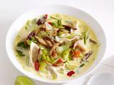 Thai Dumpling Soup