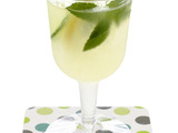 Lemon-Cucumber Cocktail