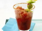 Bloody Mary Granita
