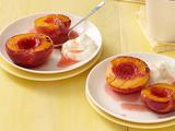 Hot Peaches and Cream