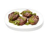 Simple Sirloin Steak With Chimichurri