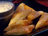 Cocktail Crawfish Turnovers