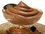 Milk Chocolate Orange Mousse