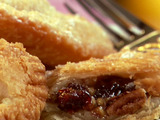 Fried Cherry Walnut Pies
